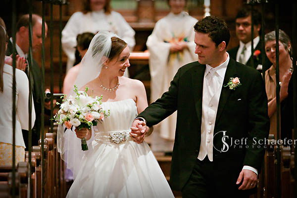 trinity episcopal covington wedding