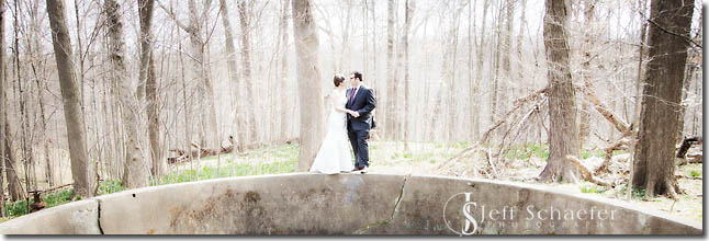 Cincinnati Nature Center Wedding