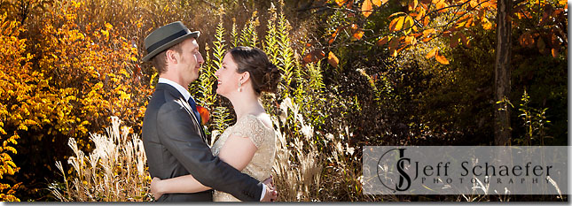 Cincinnati Zoo Wedding In Autumn