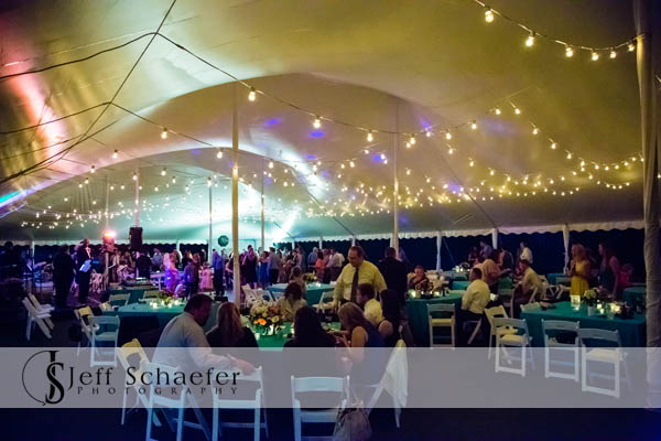 french house lighting. french house park wedding tent lighting