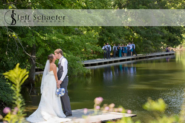 Krippendorf Lodge Cincinnati Nature Center Wedding