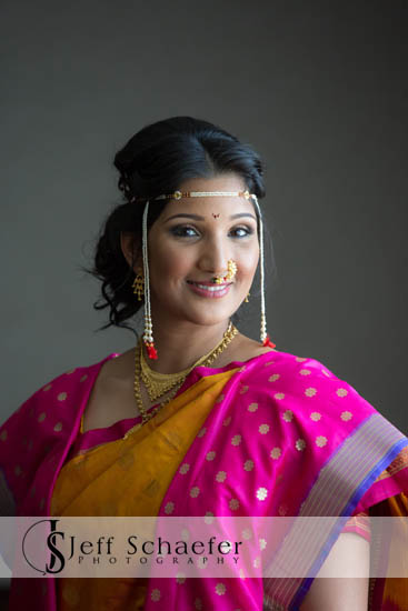 Indian Hindu Wedding Photographs In Cincinnati Of Sailee