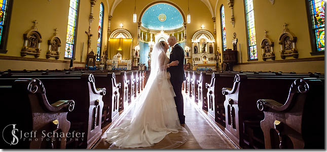 St Rose Of Lima Cincinnati Wedding