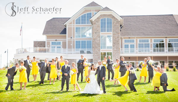 Wedding Cooper Creek Event Center Blue Ash