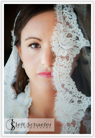 Cincinnati bridal portrait